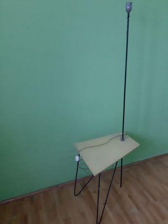 Lampka stojaca lata 70 do renowacji
