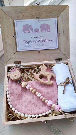 Powitalny zestaw baby box dla noworodka/niemowlaka/baby shower