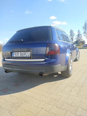 AUDI A6C5 4.2 V8 299PS