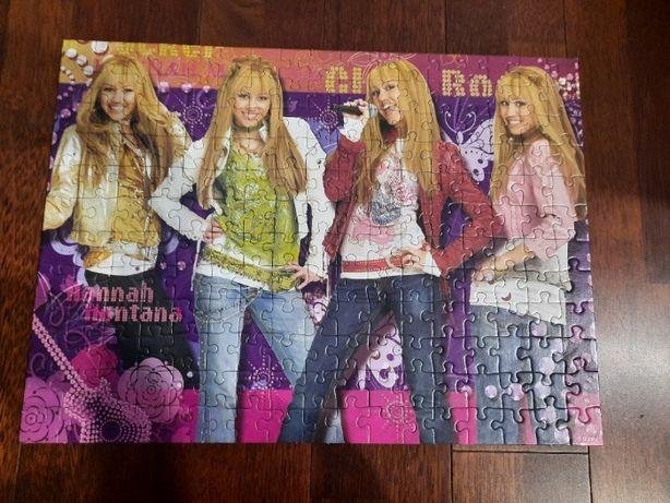 Ravensburger puzzle Hannah Montana 200 elementów