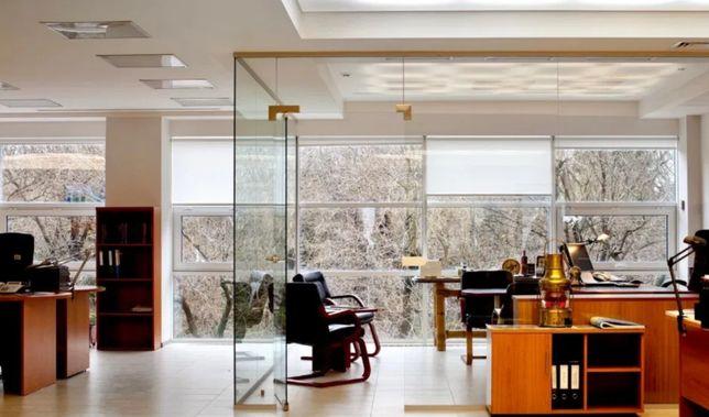 Светлый офис, удобной, комбинированной планировки. Французский бульвар