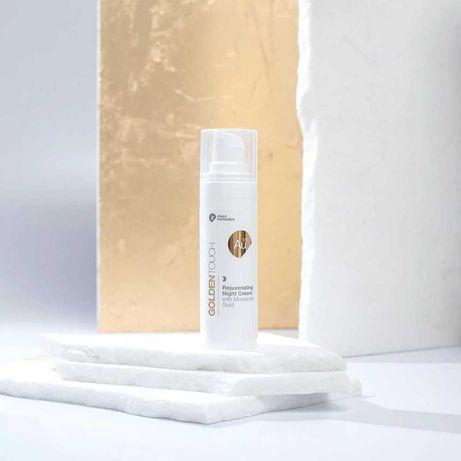 Омолаживающий ночной крем с монионним золотом Au100 Invex Remedies