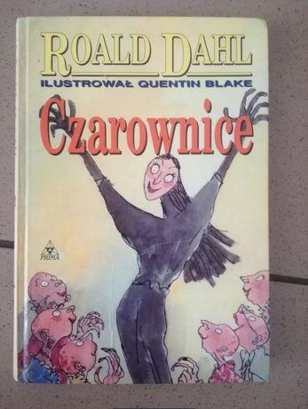 Książka dla dzieci Czarownice