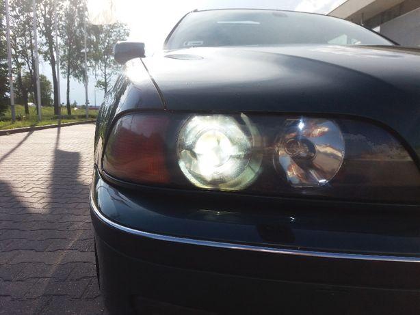 Wyjątkowe BMW E39