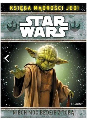 Księga mądrości Jedi STAR WARS odpowiada na pytania i wątpliwości