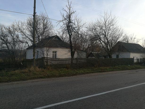 Будинок і земельна ділянка