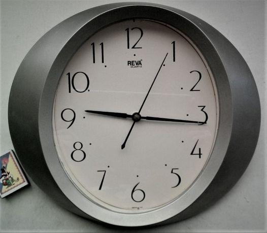 кварцевые часы «REVA» настенные