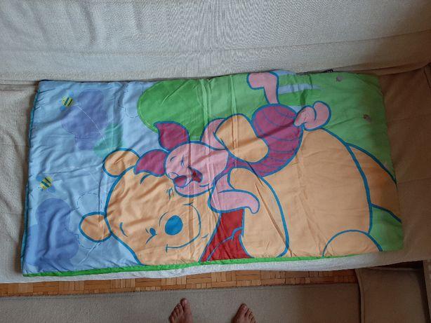 Śpiwór dla dziecka do przedszkola