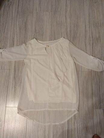Bluzka białą r. 40