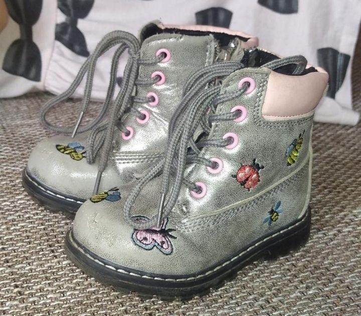 Зимние ботинки, 22 размер Святогорск - изображение 1