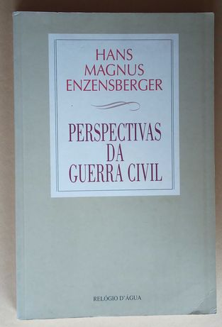 perspectivas da guerra civil / hans magnus enzensberger