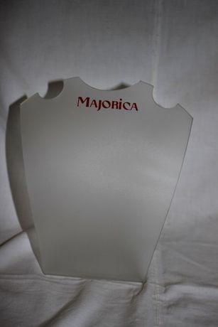 Expositor para fios colares e jóias em acrílico da Majorica