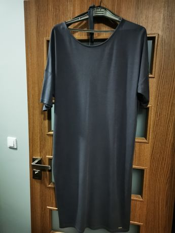 Sukienka szara rozmiar 46 quiosque