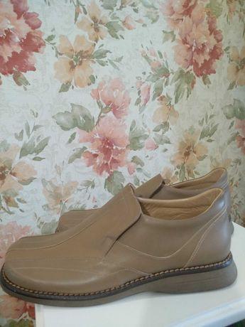Мужские туфли Италия
