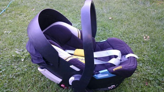 Fotelik-nosidełko CYBEX ATON + adaptery na wózek