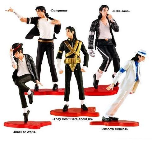 Фигурки легенды Майкл Джексон