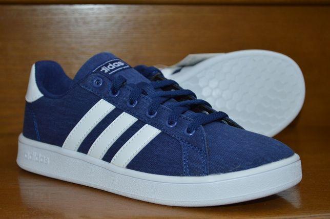 Фирменные кеды кроссовки Adidas Grand Court. Оригинал.