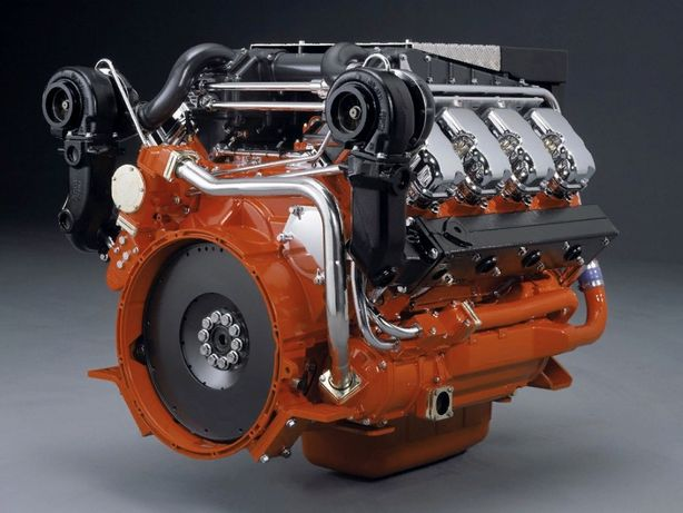 Ремонт дизельных двигателей грузовых и малотонажных автомобилей