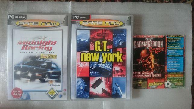 Midnight Racing,G.T. New York, Carmageddon