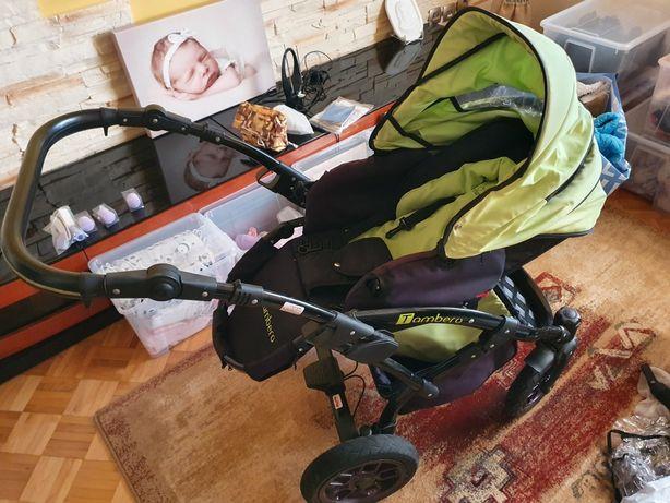 Wózek dziecięcy 2w1 Tutek Tambero