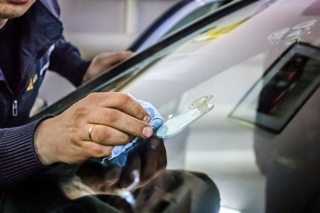 Ремонт авто стёкл, трещин, сколов, стекла, лобового.