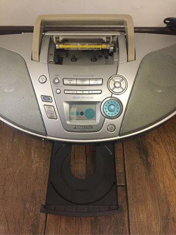 Radiomagnetofon odtwarzacz CD Panasonic