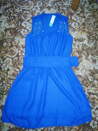 Шифоновое платье Peris