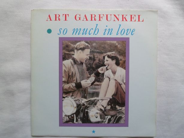 """Art Garfunkel """"So Much In Love"""" 7"""" single"""