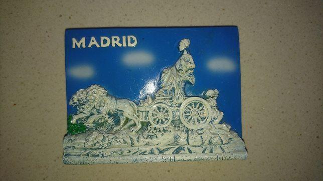 Magnes Madryt - Cibeles