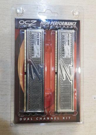 Память DDR2 OCZ 2N1066 2GK (комплект 2 Gb)