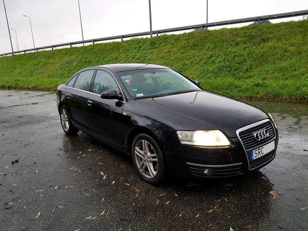Audi A6 2.7 TDI manual 180km 1 oś napęd nie quattro