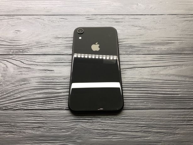 iPhone XR 128gb Black Магазин гарантия Доставка