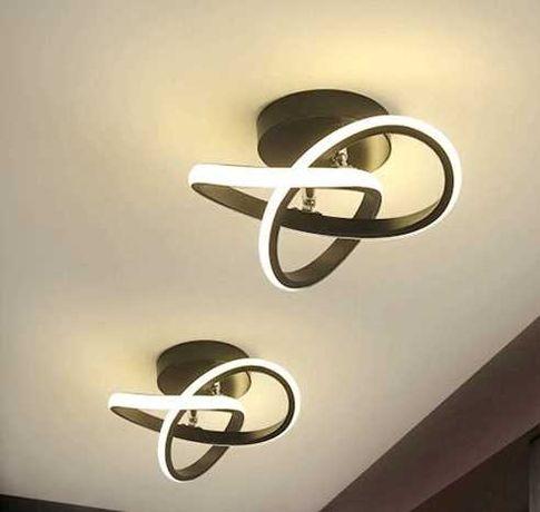 żyrandol plafon lampa LED ring wisząca sufitowa