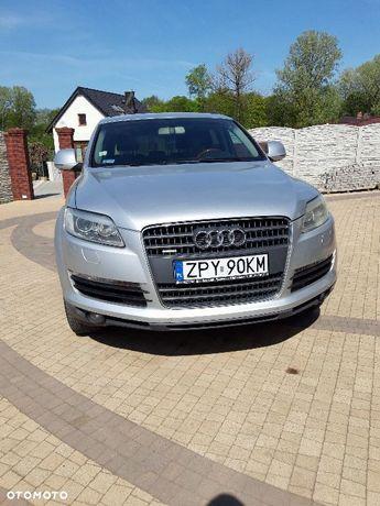 Audi Q7 Audi Q7 3,0 TDI, krajowy, faktura VAT 23 %, 7 miejsc, pneumatyka