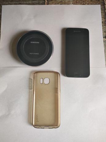 Samsung s7 z ładowarką indukcyjną