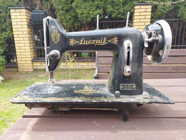 Stara antyczna maszyna Łucznik