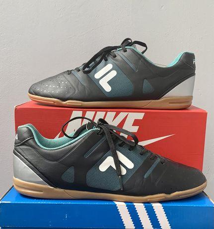 Футбольная обувь Fila (сороконожки, бампы,футзалки) размер 46/30 см