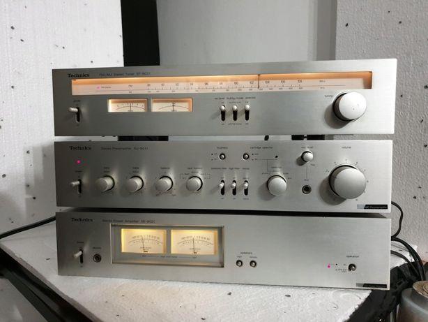 Wieża Technics SE 9021 SU 9011 ST 9031 Piekna Vintage