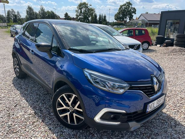Renault Captur 1.4 140KM.Automat Kamera Skóra Nawigacja