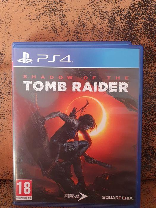 tomb raider shadow ps4 Raciechowice - image 1