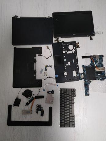 Ноутбук по запчастям Dell Latitude E5440