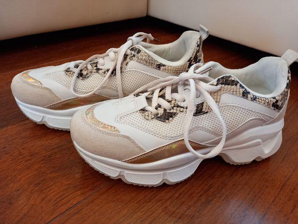 Buty sneakersy rozmiar 38