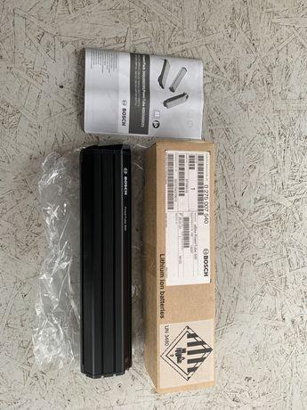 Bateria Bosch PowerTube 500 pionowa - NOWA - FV - Gwarancja