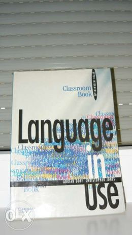 Language in use Upper-Intermediate adrian doff christopher jones