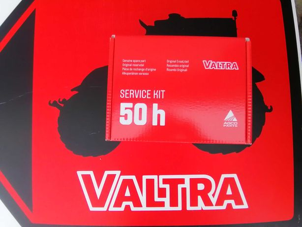 Zestaw serwisowy Valtra Valmet 50 godź