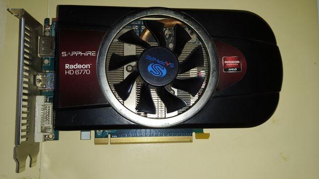 видеокарта Radeon HD6770