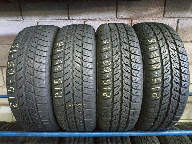 Зимові шини 215/65 R16 (98H) UNIROYAL