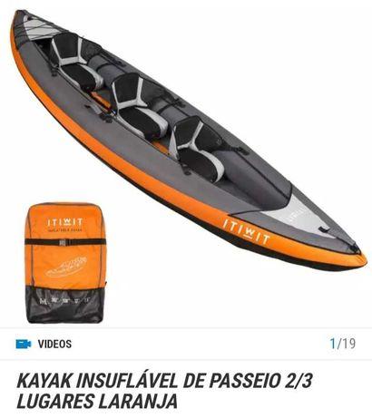 Kit de kayak.             .