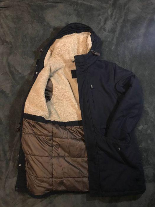 Зимняя мужская парка,куртка jack&jones оригинал,курточка,пуховик Киев - изображение 1