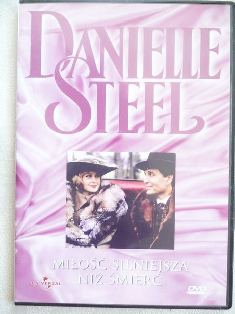Miłość silniejsza niż śmierć Danielle Steel Dvd lektor